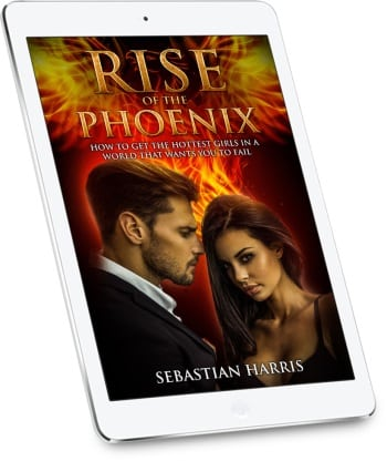 The Rise of The Phoenix on a tablet