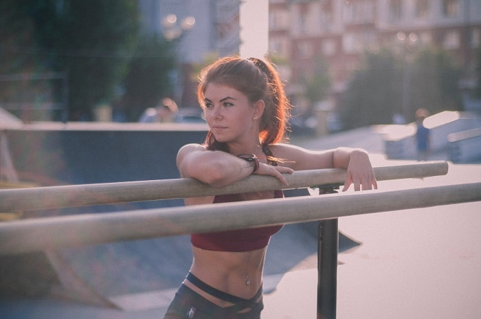 A great benefit to approaching girls at the gym is that Girls look best at the gym