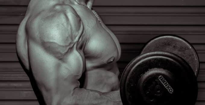 being muscular is the best way to seduce girls