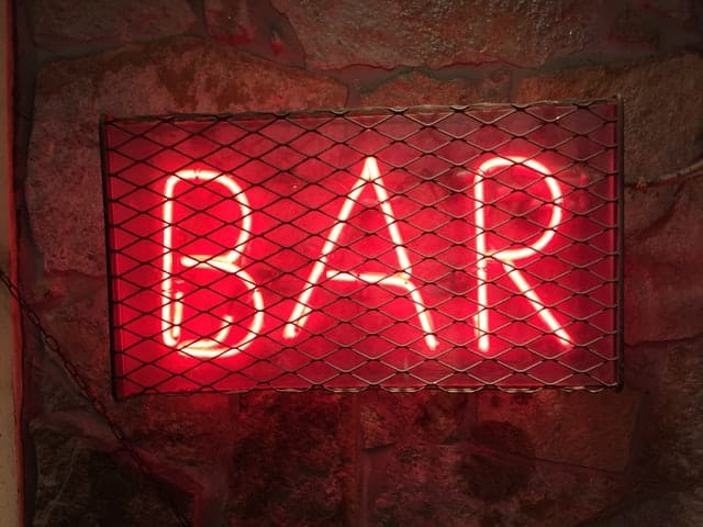 Picture of a bar
