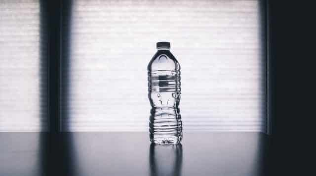 Only bring nice water bottle to a conversation, avoid cheap ones like this